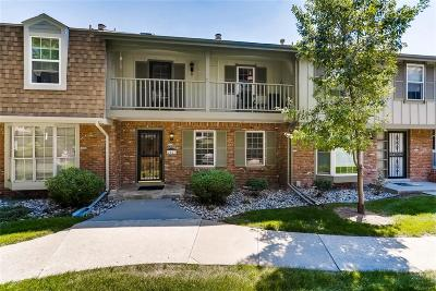 Centennial Condo/Townhouse Under Contract: 2523 East Geddes Avenue