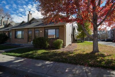 Arvada Condo/Townhouse Active: 10694 West 63rd Place #101