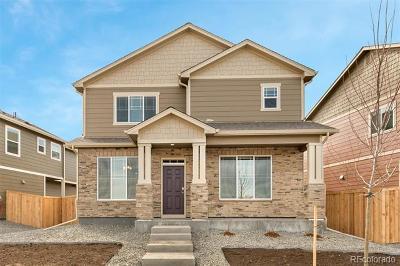 Parker Single Family Home Active: 6694 Longpark Drive