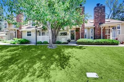 Littleton Single Family Home Active: 2876 West Long Drive #D