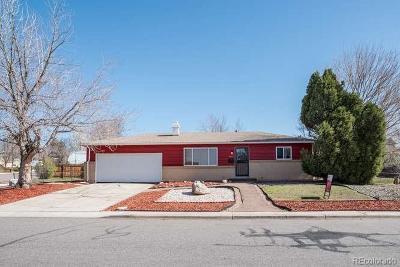 Northglenn Single Family Home Active: 1127 West 98th Avenue