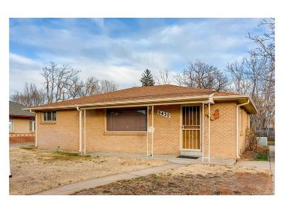 Arvada Single Family Home Under Contract: 5430 Newland Street