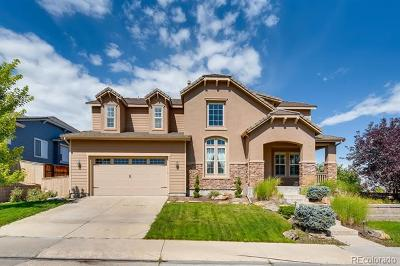 Highlands Ranch Single Family Home Active: 3799 Fairbrook Point