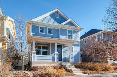 Denver Single Family Home Under Contract: 2658 Ulster Street