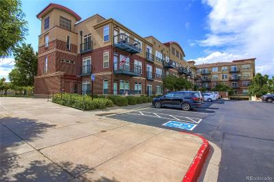 Lone Tree Condo/Townhouse Under Contract: 10176 Park Meadows Drive #2316