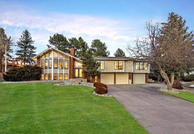 Arvada Single Family Home Under Contract: 7670 Urban Court