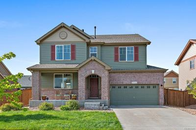 Arapahoe County Single Family Home Active: 25462 East 2nd Place