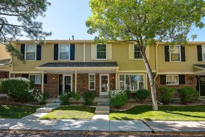 Centennial Condo/Townhouse Active: 7224 East Briarwood Circle