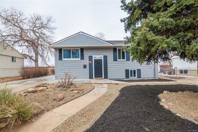 Aurora, Denver Single Family Home Active: 7966 Sherman Street