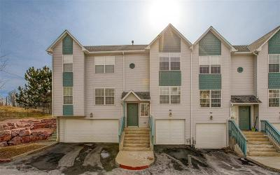 Palmer Lake Condo/Townhouse Under Contract: 36 Vale Circle