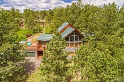 Larkspur CO Single Family Home Active: $729,900