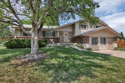 Centennial Single Family Home Active: 7211 South Colorado Court