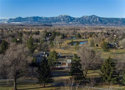 Boulder Single Family Home Active: 4789 Old Post Court