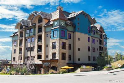Steamboat Springs Condo/Townhouse Active: 2525 Village Drive #3D