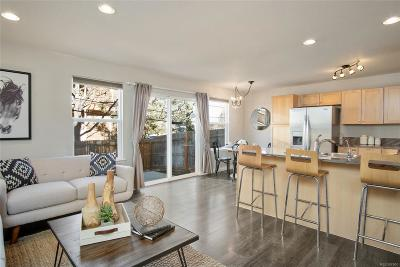 Arvada Condo/Townhouse Under Contract: 8455 West 52nd Avenue #A
