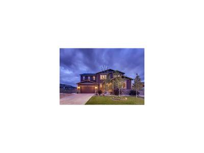 Castle Rock Single Family Home Active: 4254 Manorbrier Court