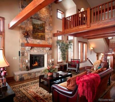 Steamboat Springs Condo/Townhouse Under Contract: 1201 All Seasons Court
