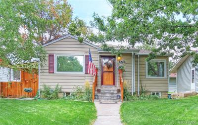 Englewood Single Family Home Active: 3910 South Bannock Street