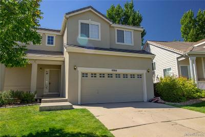 Highlands Ranch, Lone Tree Single Family Home Active: 10501 Tracewood Circle