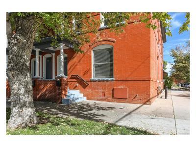 Denver Condo/Townhouse Under Contract: 2300 North Ogden Street
