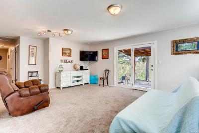 Castle Rock Single Family Home Under Contract: 815 Gayety Court