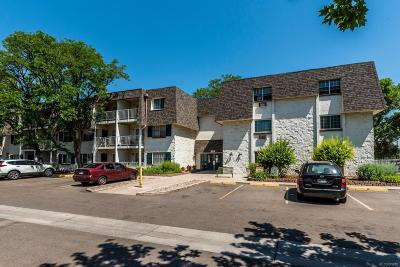 Denver Condo/Townhouse Active: 5995 East Iliff Avenue #114
