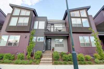 Denver Condo/Townhouse Active: 5461 Valentia Street