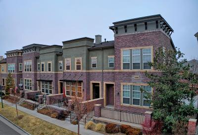 Brownstones At Town Center Condo/Townhouse Under Contract: 9486 Elmhurst Lane #D