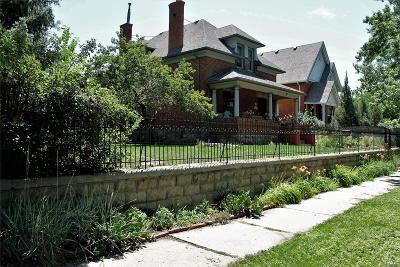 Denver Single Family Home Active: 882 South Pennsylvania Street