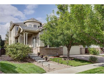 Henderson Single Family Home Under Contract: 9885 East 112th Way