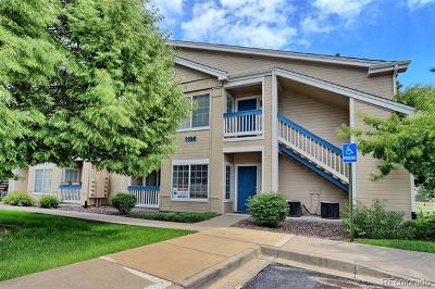 Broomfield Condo/Townhouse Active: 1196 Opal Street #102