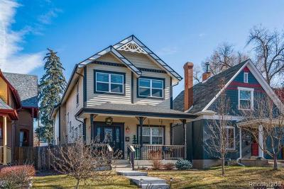 Denver University, Du, Du Harvard Park, Du Platt Park, Du Platte Park, Platt Park, Platt Park ~ Harvard Gulch Single Family Home Active: 2070 South Pennsylvania Street