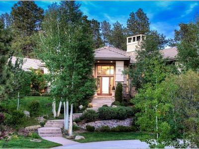 Castle Pines Village Single Family Home Active: 790 International Isle Drive