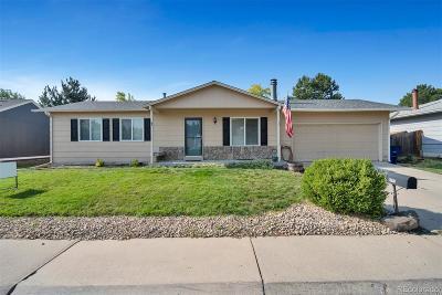 Centennial Single Family Home Active: 6471 South Eudora Way