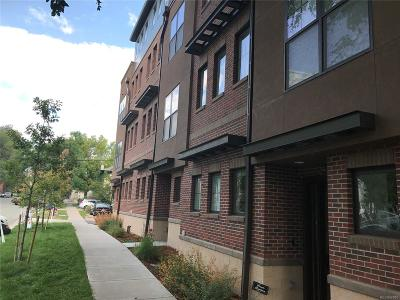 Fort Collins Condo/Townhouse Active: 248 East Olive Street #8
