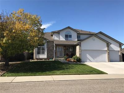 Longmont Single Family Home Active: 2075 Condor Court