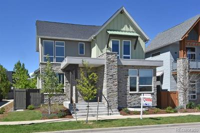 Longmont Single Family Home Active: 914 Plateau Road
