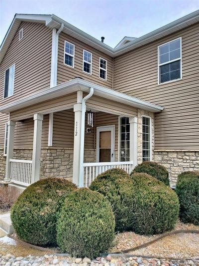 Brighton Condo/Townhouse Under Contract: 112 Foxglove Private Drive #A