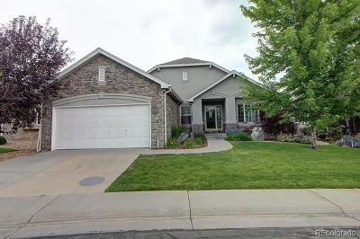 Westminster Single Family Home Active: 10673 North Osceola Drive