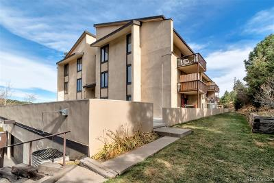 Conifer, Evergreen Condo/Townhouse Active: 31270 John Wallace Road #307