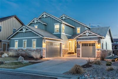 Highlands Ranch Single Family Home Active: 548 Pine Flower Court