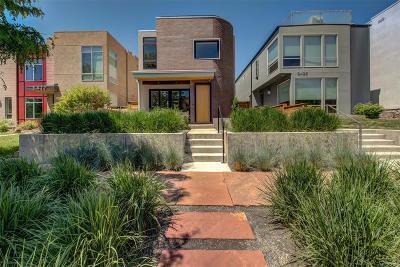 Single Family Home Active: 3423 Shoshone Street
