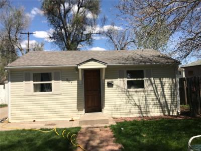 Greeley Single Family Home Active: 507 17th Street