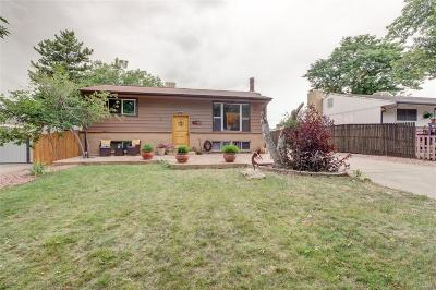 Lakewood Single Family Home Active: 1423 South Teller Street
