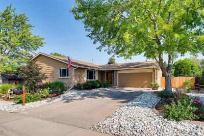 Centennial Single Family Home Under Contract: 5916 South Birch Way