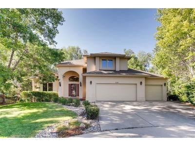 Lafayette Single Family Home Under Contract: 1810 Larchmont Court