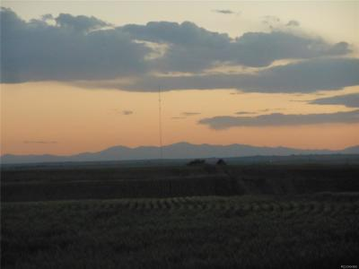Arapahoe County Residential Lots & Land Active: 58701 East Lake Place