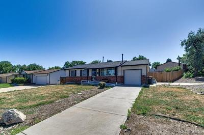 Arvada Single Family Home Active: 6250 West 76th Avenue
