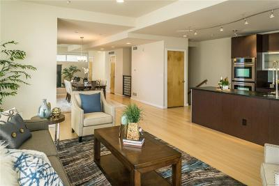 Denver Condo/Townhouse Active: 1822 West 33rd Avenue #107