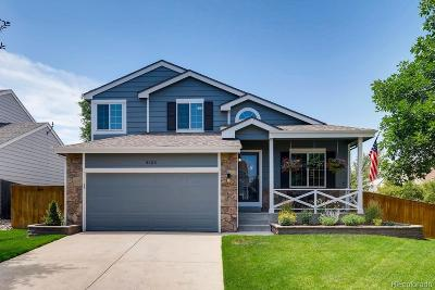 Highlands Ranch Single Family Home Active: 3653 Rosewalk Circle